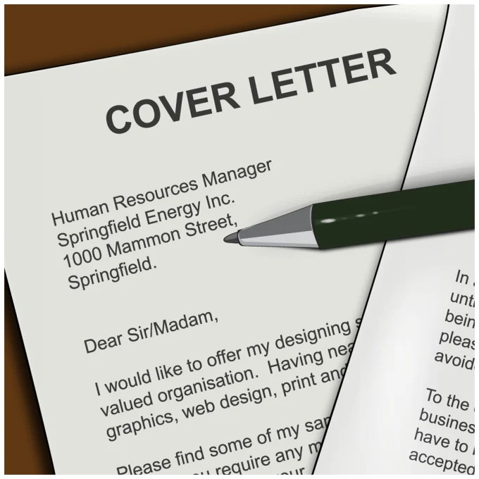 Create cover letters for job applications by Shoumikbanerjee