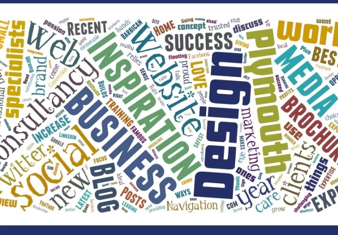 Create a banner for your website using word art by Neadie