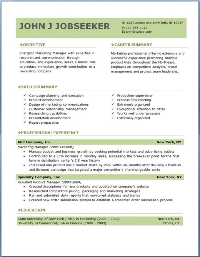 Write,edit and design resume,cv and cover letter by Grvtdn