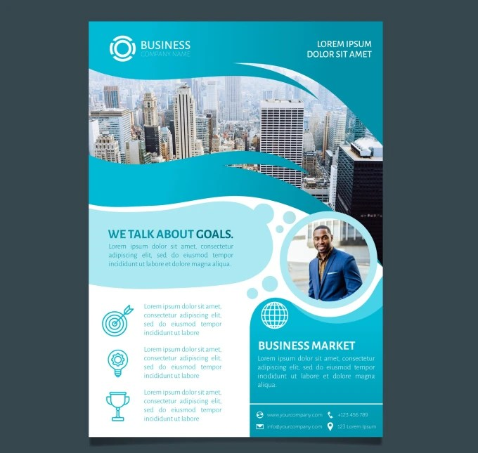Do business flyers and brochures designs by Noreesha