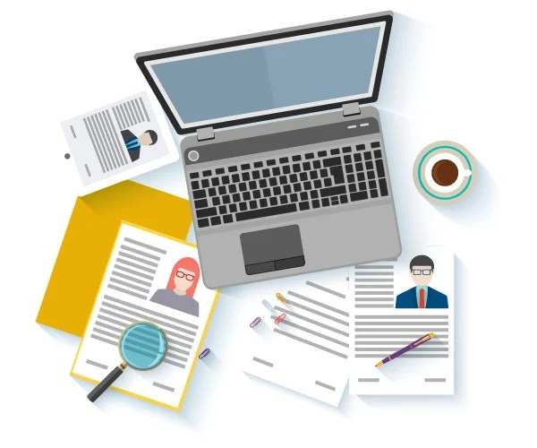 Rewrite cover letters cv typing application and resume by Itzsali