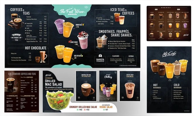 Make food menu, restaurant menu and menu board design by Makeshwaran