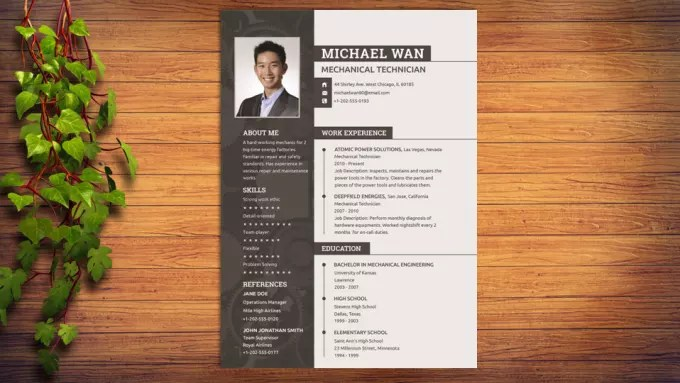 Write and design eye catching resume, cv and cover letter by Uttamfutery