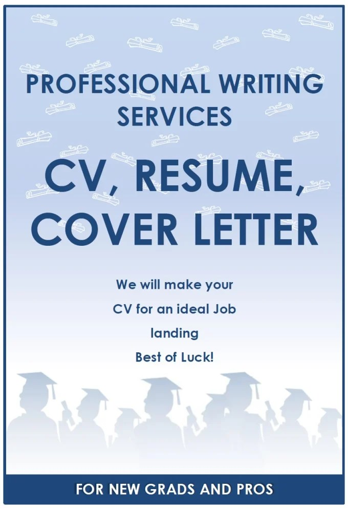 Write a professional looking cv, resume for good job by Muhammadwaseem0