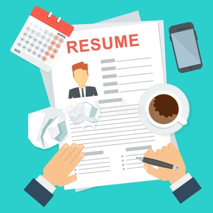 Provide resume feedback and suggestions by Tertom