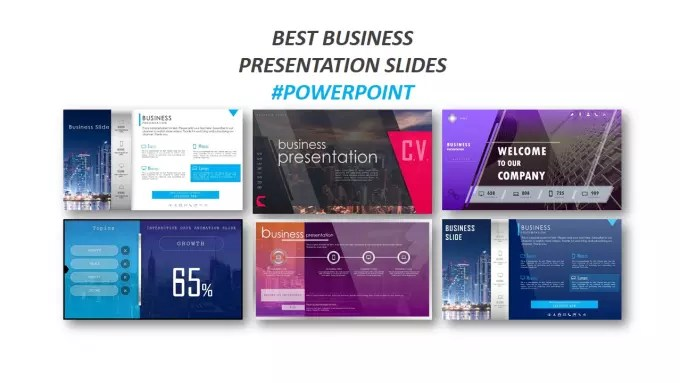 Design business modern powerpoint templates by Miltonbhowmick