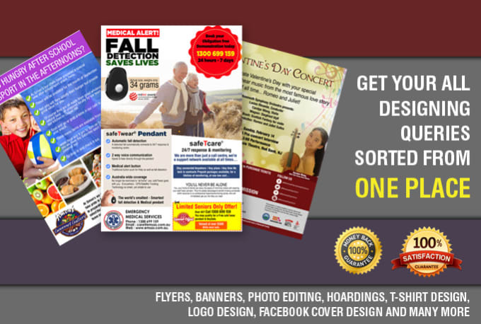 Create A Clean, Unique, Elegant Banner And Poster Designs By