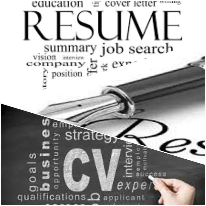 Provide a professional resume and cover letter writing by Ramzanyasin