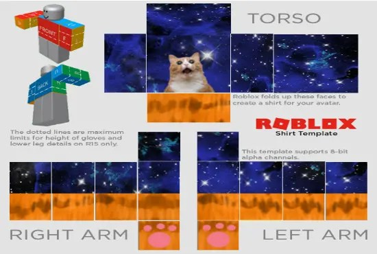 Make you a roblox shirt of your choice by Goldefied