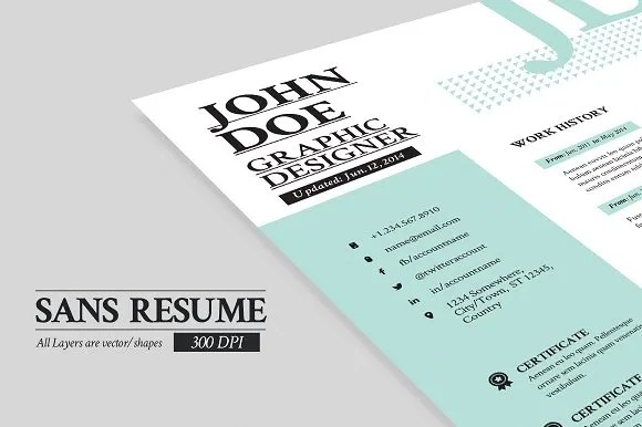 Create and rewrite resumes cv and cover letters by Aqsaarshad1234