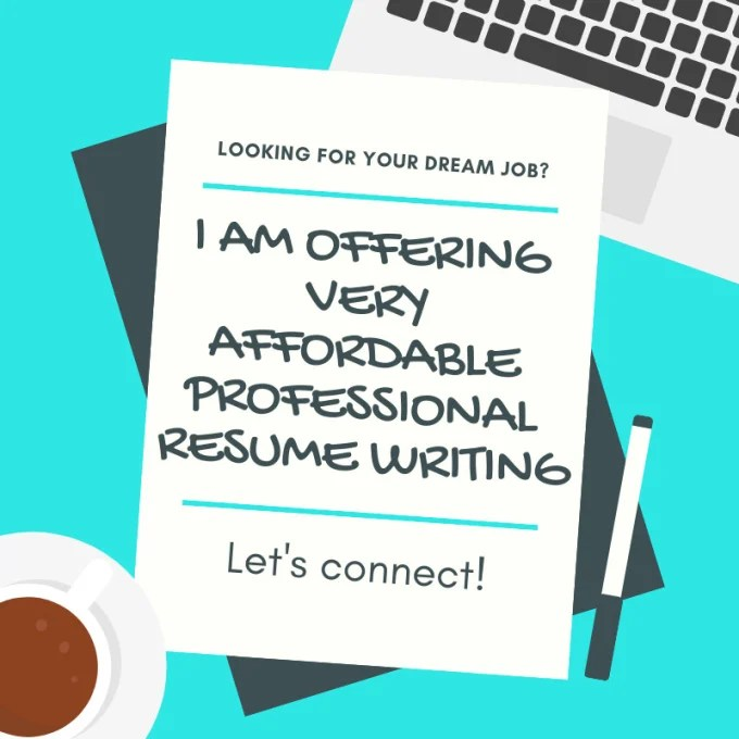 Design an interactive resume to help you land your dream job by