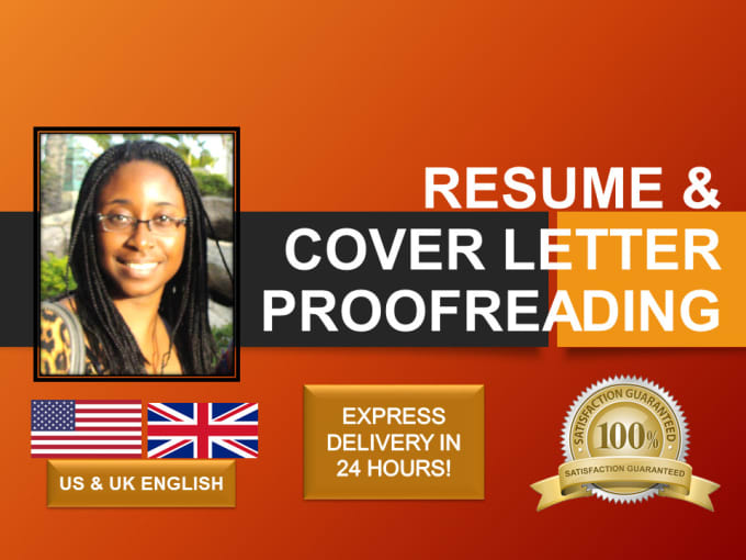 Proofread your resume for typos and spelling errors by Candacecuthbert
