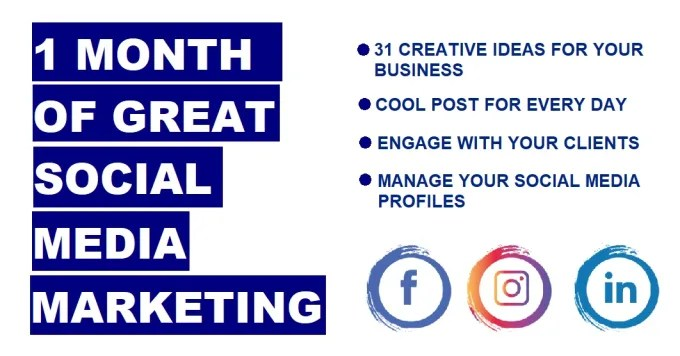Provide you with ultimate social media marketing plan by Darinaexpandx