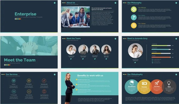 Design powerpoint presentation or keynote presentation by Engineers_work