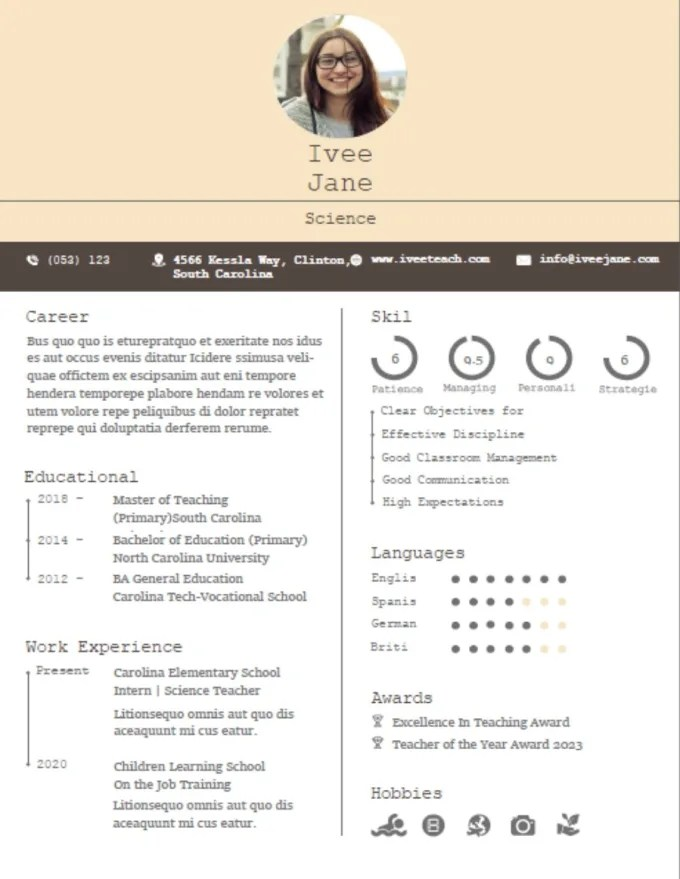 Write a professional resume and cover letter by Salman9608