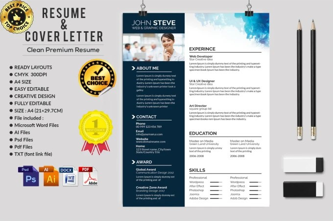 Rewrite your resume , executive resume writing, cover letter by