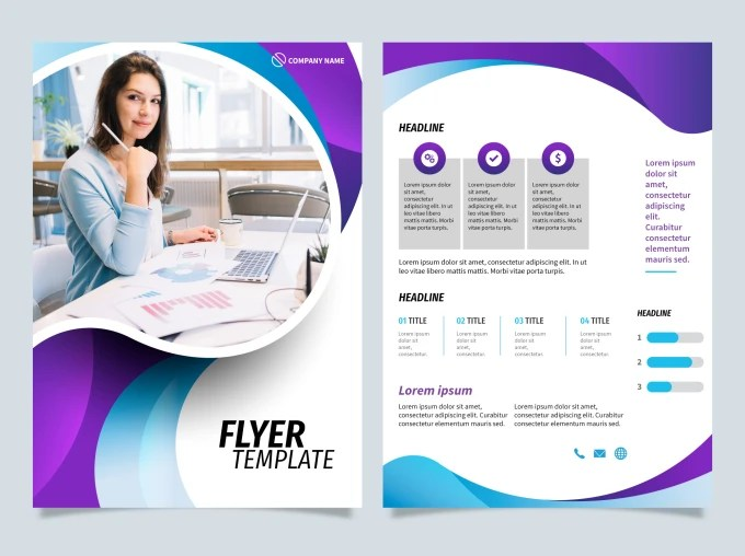 Do religious flyer, event flyer, brochure poster, banner by