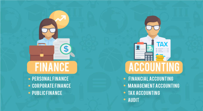 Do quality financial and accounting projects for you by Rashid7expert