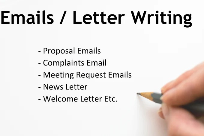 Write professional business letters and emails by Youjoin