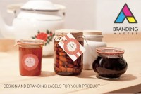 Design packaging label for your product with free mockups ...