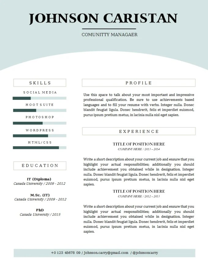 Write or edit resume,cv and cover letter fast by Digitalworld13 - edit resume