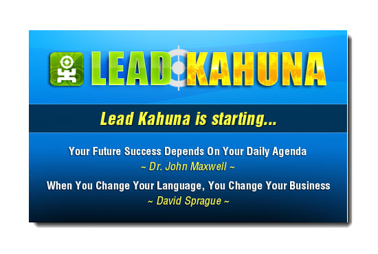 Manage lead kahuna lead generation software by Capmkrunch