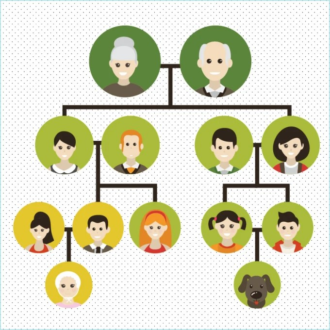 Help you to create family tree by Sujenal