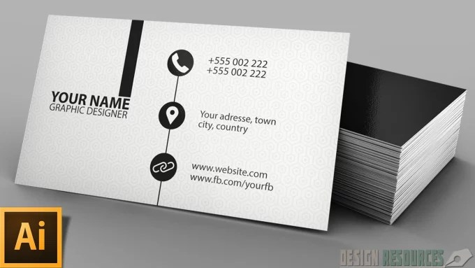 Do business card visiting card design by Shubi_creations