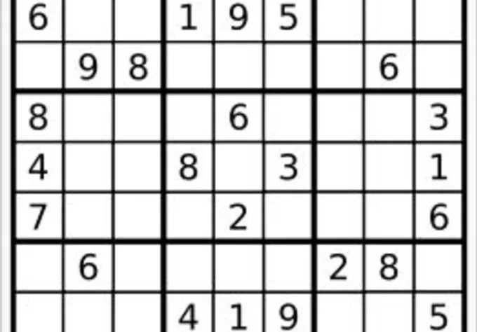 Give step by step directions to solve any sudoku puzzle by