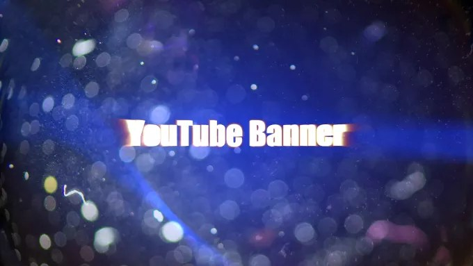 Create an awesome and professional youtube banner by Fabianma