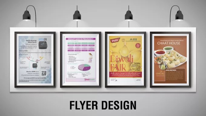 Do flyer design for your marketing purposes by Nsnprodhan