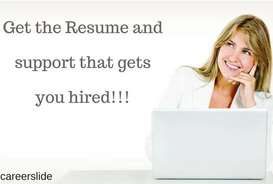 Provide cv resume writing, resume design, cover letter and linkedin