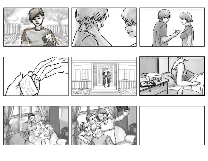 Be your storyboard or comic book artist by Bethelbereth