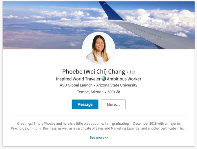 Design and edit your resume, cover letter or linkedin by Phoebe_chang