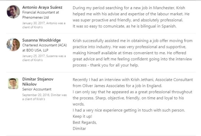 Write a tailored professional services cv by Readmycvuk