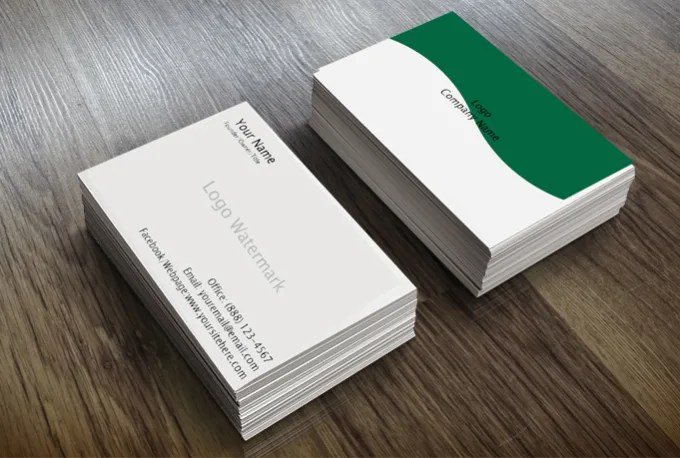 Design professional and personal business cards by Turel72