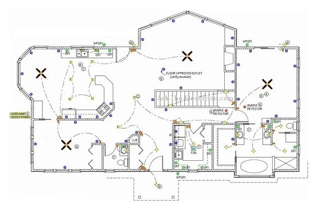 house wiring diagram pdf file