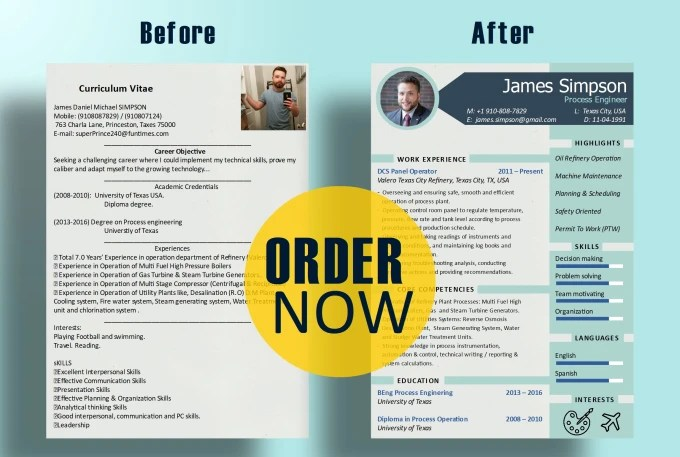 Write and design an attention grabbing resume fast by Hr4excellence