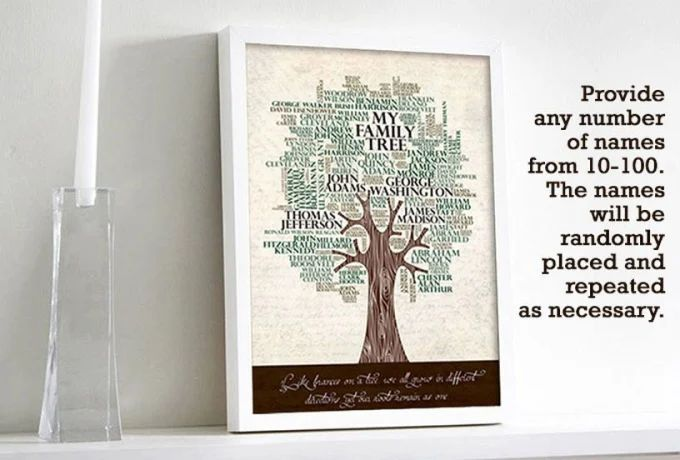 create a family tree online