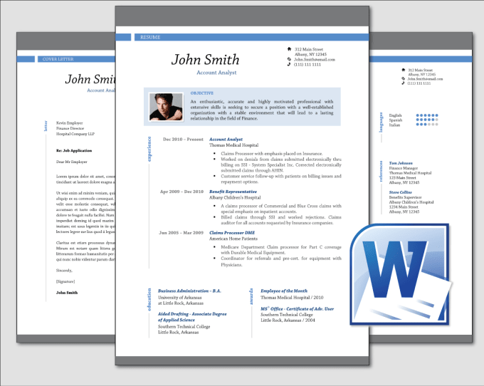 Professional Cv Writing Services Linkedin Profiles Design Clean Professional Resume Cv Template Word