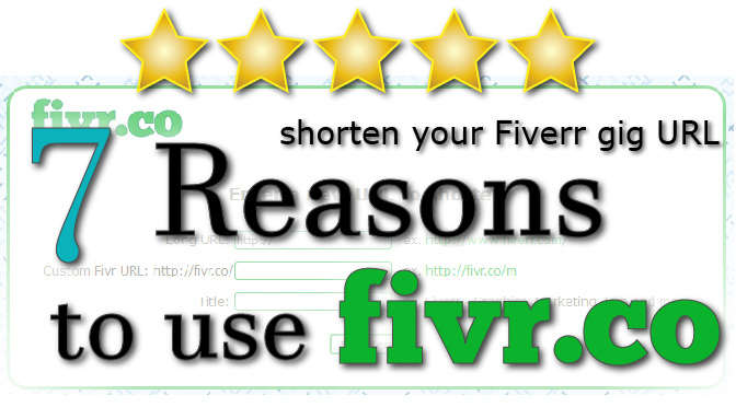 how to use promote yourself in fiverr