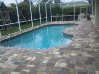Brick Paver Pool Patios and Decks - Five Star Brick Pavers