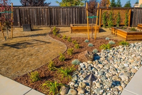 Medium Of Drought Tolerant Landscape