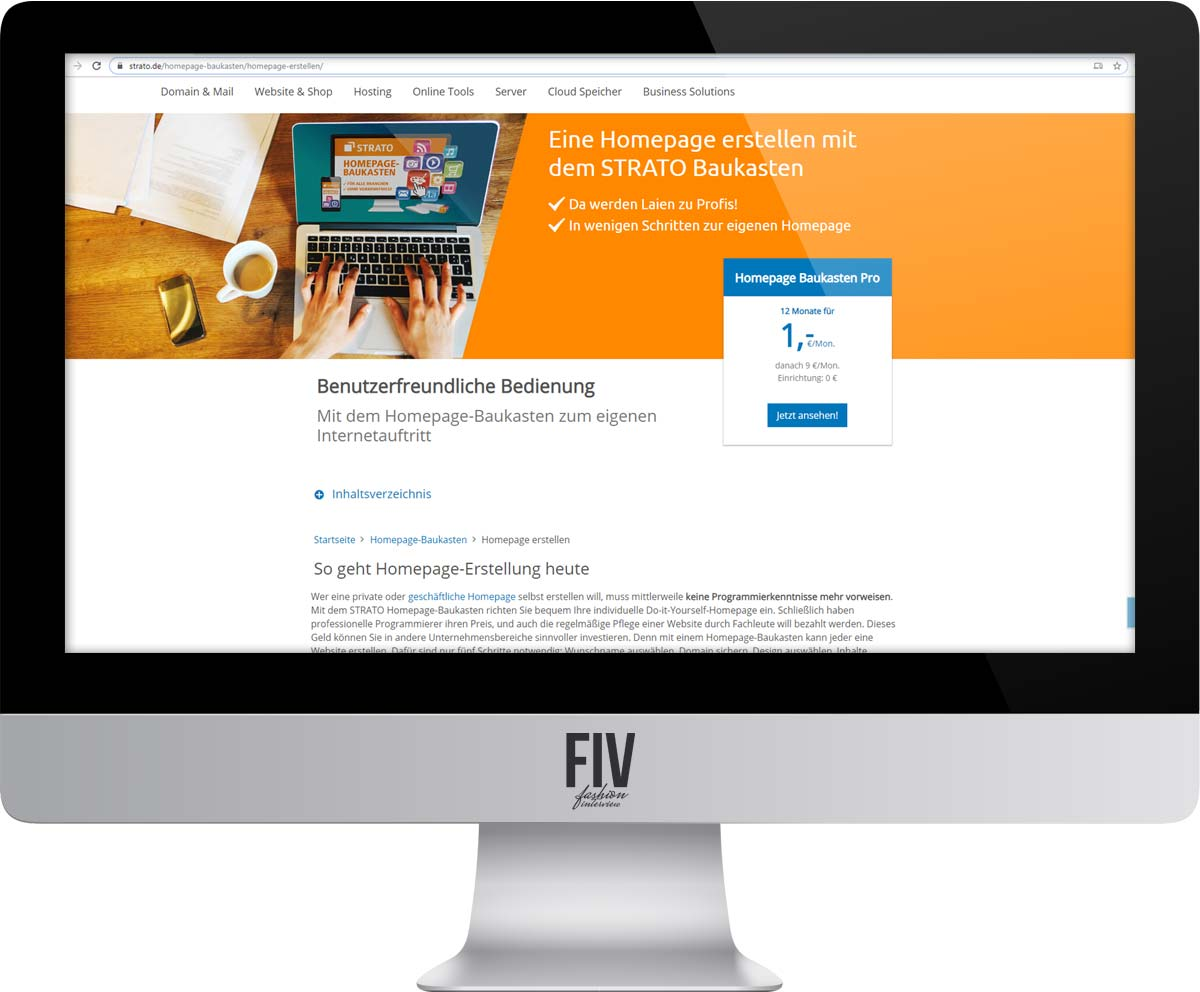 Your Own Online Shop 5 1 Websites To Help You Fiv Magazine
