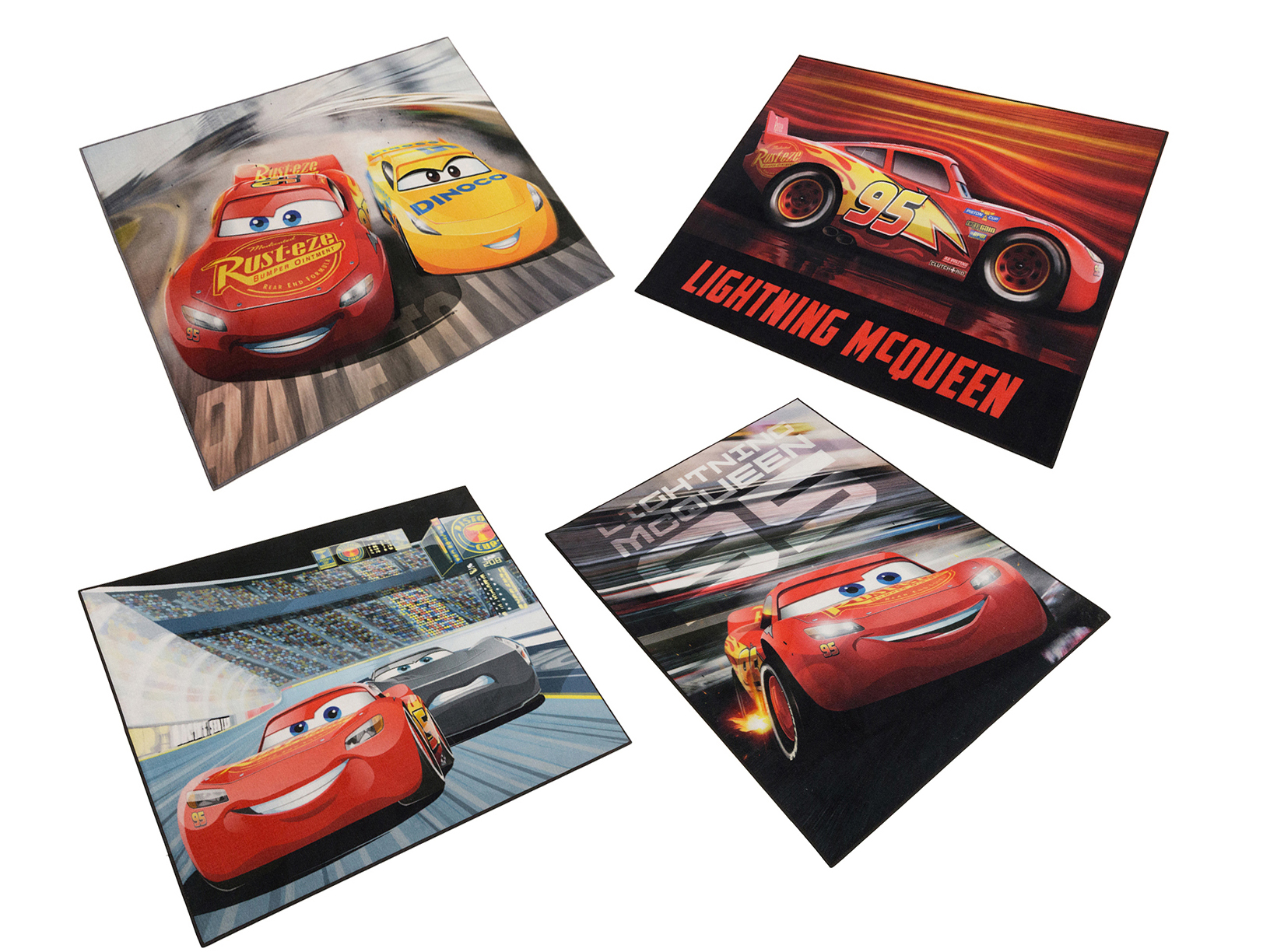 Cars Teppich Disney Cars Kinderteppiche