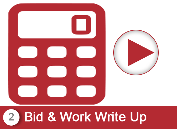 Bid & Work Write Up