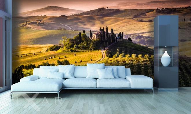 3d Landescape Mural Wallpaper Drzwi Do Fantazji Krajobrazy Fototapety Fixar Pl