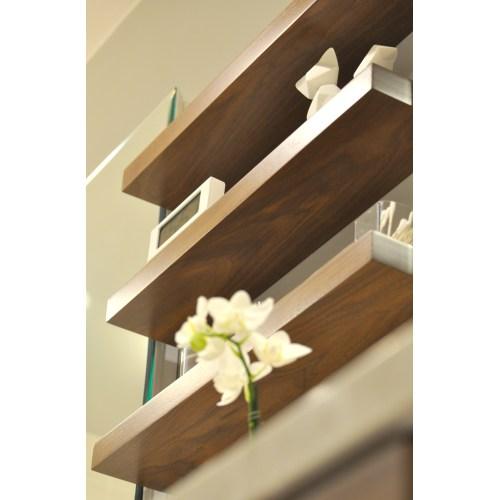 Medium Crop Of Wood Shelves For Bathroom