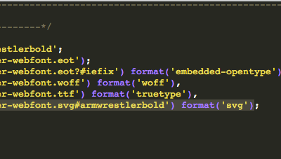 Weebly Tips & Tricks: Importing Fonts | Part 2: Using the CSS3 Font-Face Rule