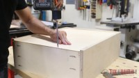 How to Build a Base Cabinet with Drawers | FixThisBuildThat